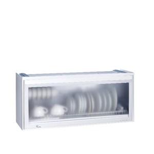 [特價]喜特麗80公分LED全平面臭氧型懸掛式烘碗機白色JT-3618Q-X