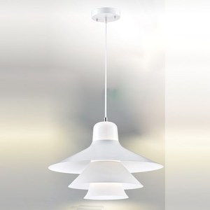 YPHOME 北歐風玻璃裙襬單吊燈 S84282H