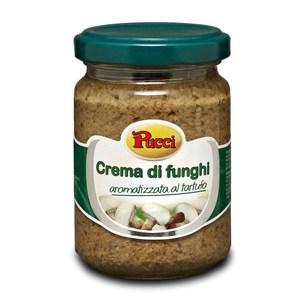 義大利Pucci松露風味菌菇抹醬130g