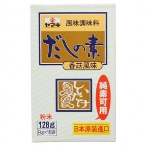 雅媽吉香菇調味料128g