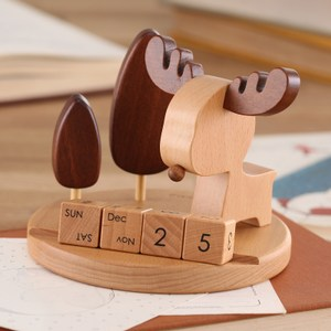 木匠兄妹 Carpenter 麋鹿年曆 型號_0611-00902