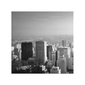 義大利HOME DÉCOR無框畫壁貼Mx3-紐約C46003