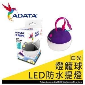 Adata燈籠球LED防水提燈 白光