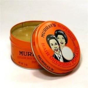 美國老牌 Murrays Superior 髮油/髮蠟 美式老搖滾浪子膏