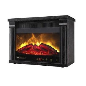 3D立體火焰山電壁爐 黑色 WIN-H001-03