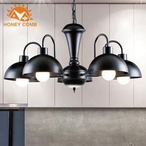 【Honey Comb】複刻版吊燈五燈 (LB-31191)