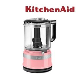 KitchenAid 5 cup 食物處理機(桃花粉)