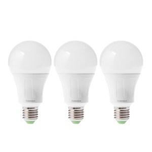 (組)Toshiba 14W 廣角 LED燈泡  自然光色3入