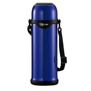 【象印】1L 不鏽鋼真空保溫瓶 SJ-TG10藍色