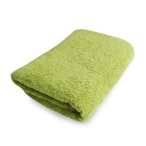 Lovel 7倍強效吸水抗菌超細纖維浴巾(檸檬綠)