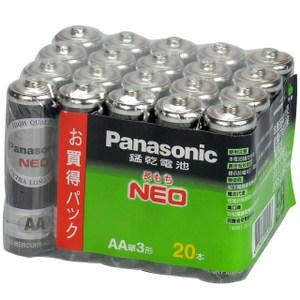 國際碳鋅 3 號電池 20入