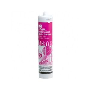 高彈性抗裂水性填縫劑-百合白