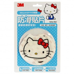3M防滑貼片 Kitty 軋型朋友款8入