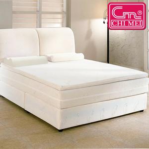 【CHI MEI】純天然乳膠 雙人床墊(5*6.2尺)