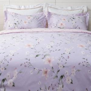 HOLA 樨凌純棉床包兩用被組 雙人