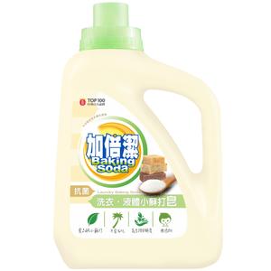 加倍潔液體小蘇打皂洗衣用2400g-抗菌