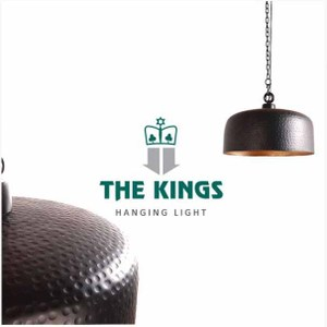THE KINGS Tough guy硬漢風格復古工業吊燈