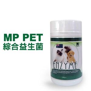 【MP PET】綜合益生菌-100g(F903B01)