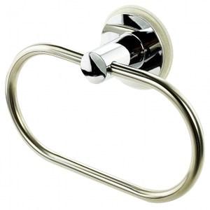 ASVEL不鏽鋼吸盤毛巾環-1KG