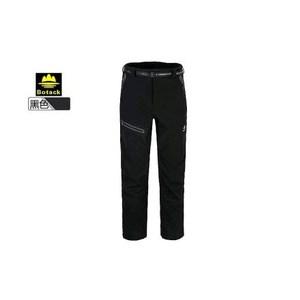 BOTACK布特軟殼褲shell褲(類男西裝褲面料款LMT3-1094黑XXL