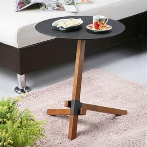 《C&B》簡愛設計風茶几邊桌(兩色可選)神秘黑