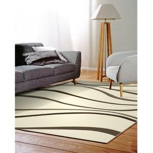 暖流地毯160x230cm 波紋