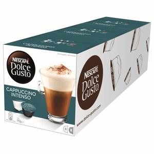雀巢咖啡 DLC GST 濃萃卡布奇諾咖啡膠囊 NESCAFE