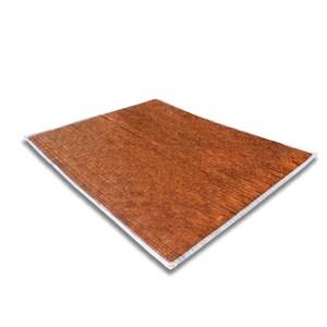 樂懿炭化麻將竹雙人加大床蓆180x186cm 布繩