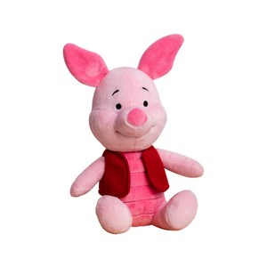 HOLA 迪士尼好福氣玩偶-小豬