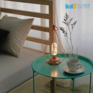 【MH家居】床頭燈 北歐風夜燈 韓國 麥肯琪LED夜燈(金字塔造型)
