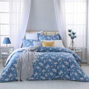 BBL 夏夜玫瑰100%萊賽爾纖維天絲印花兩用被床包(雙人)雙人