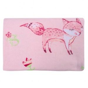 彩繪樂園印花浴巾