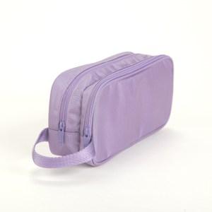 微旅行3C配件收納包 紫
