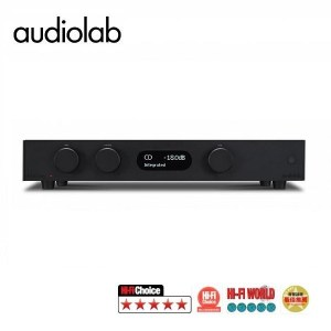 英國Audiolab 綜合擴大機 8300A 黑