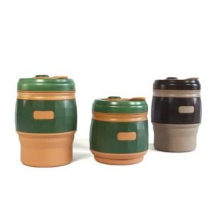 TT.life食品級矽膠折疊咖啡杯 環保隨身杯咖啡