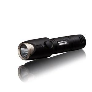 GENTOS全都亮 USB充電式手電筒NEX-977R