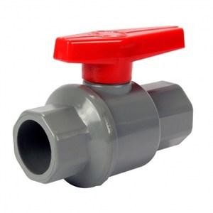 PVC塑膠球閥1