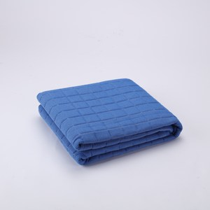 牛仔布折疊毯150*200