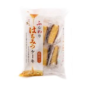 日本津具屋鬆軟蜂蜜蛋糕200g