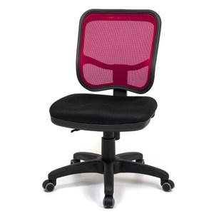 【aaronation】愛倫國度~頂級泡棉椅墊經典款辦公椅 i-RS-紅