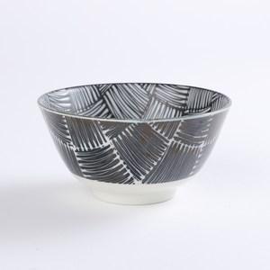 日本KOMON飯碗12.5cm 市松