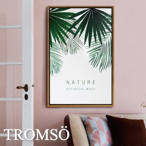 TROMSO北歐風尚板畫有框畫-北歐叢林40X60CM