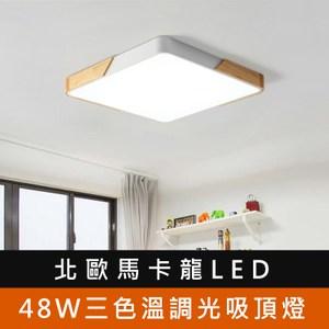 HONEY COMB LED 48W三色溫方型吸頂燈 五色TA8416 白色