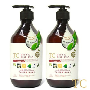 【TC】精油香氛修護髮浴 6入組(500ml)