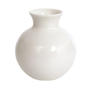 lovel香氛擴香瓷瓶(時尚白圓瓶)