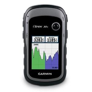 Garmin 掌上型GPS衛星導航儀eTrex 30x GPS,TWN
