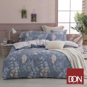 【DON清風】雙人四件式天絲兩用被床包組