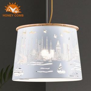 【Honey Comb】北歐風餐吊燈單燈(LB-31541)