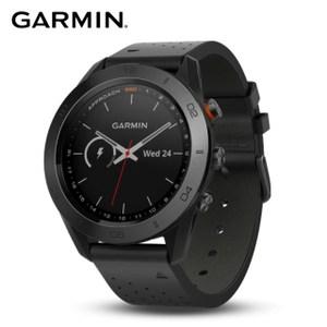 Garmin Approach S60 高爾夫球GPS腕錶-尊爵版尊爵黑