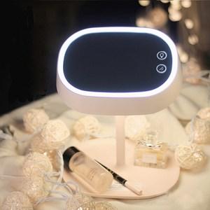 【MUID】多功能LED化妝鏡檯燈-淡粉紅